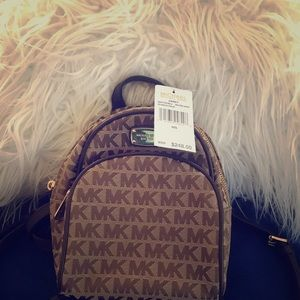 Michael Kors Abbey XS Backpack